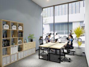 BIZcomfort札幌 レンタルオフィス