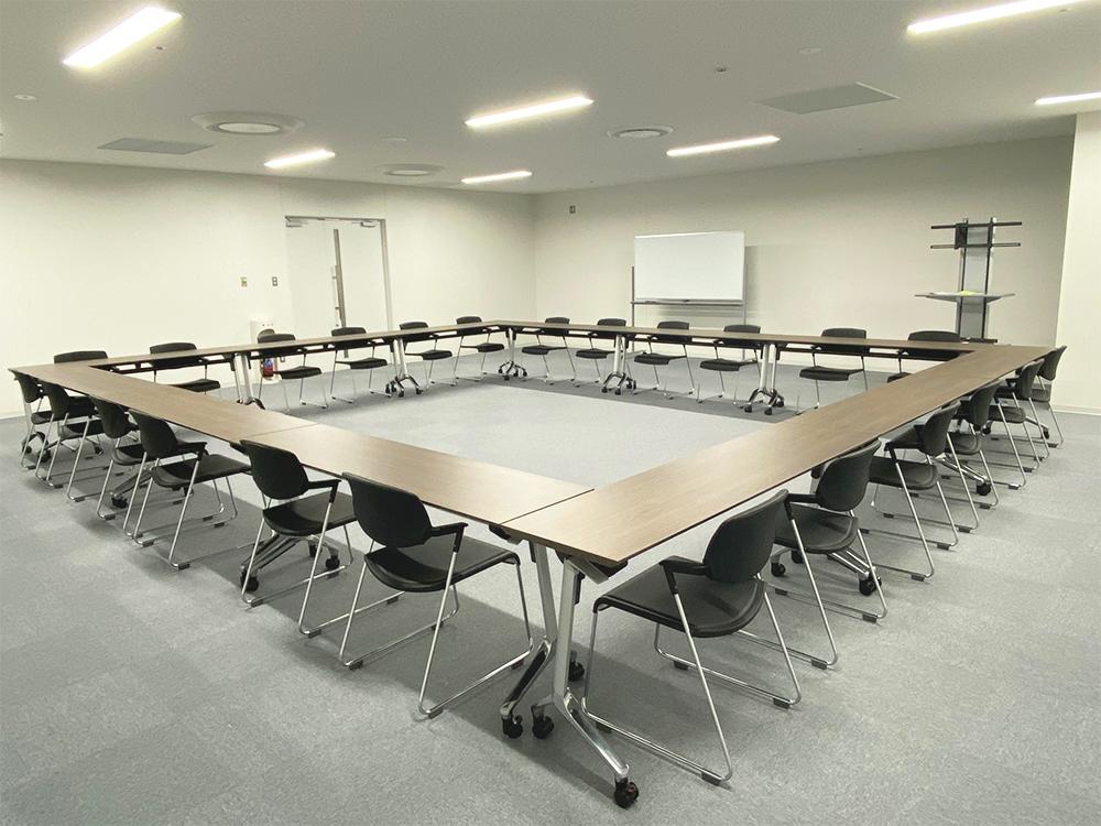 水戸 会議室4(セミナールーム)